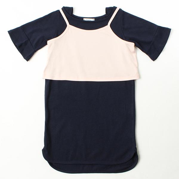 【l'oignon】キャミカットOPES(女の子)