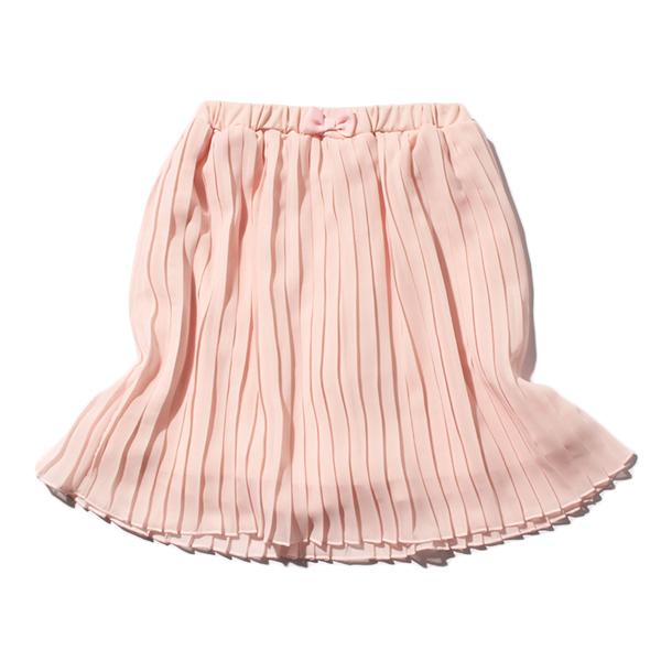 【トップバリュ】シフォンプリーツキュロットinスカート(女の子)