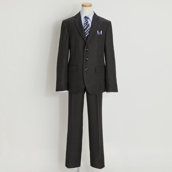 【VOWW】3つボタンジャケット3点スーツ(男の子)