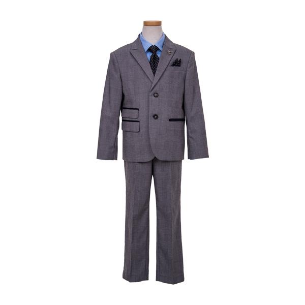MLKチェンジポケットジャケットスーツ(男の子)