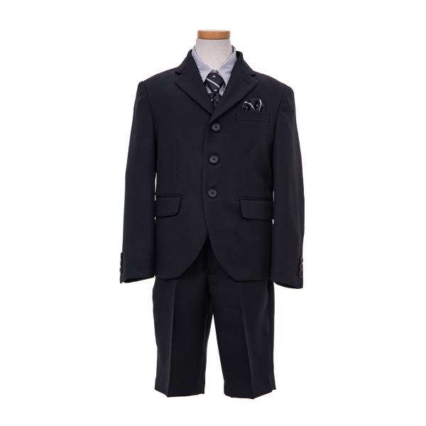 【OLIVER HOUSE】ヘリンボンスーツ(男の子)