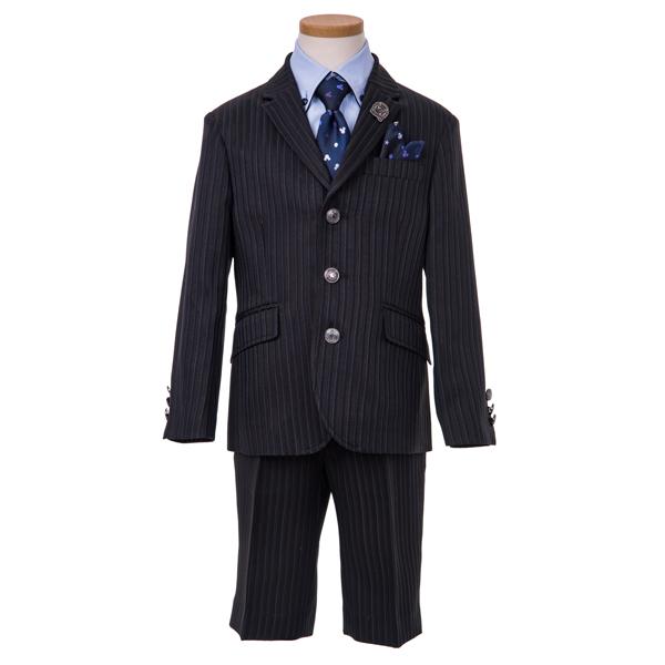 【DISNEY】3釦ジャケット3点スーツ(男児)