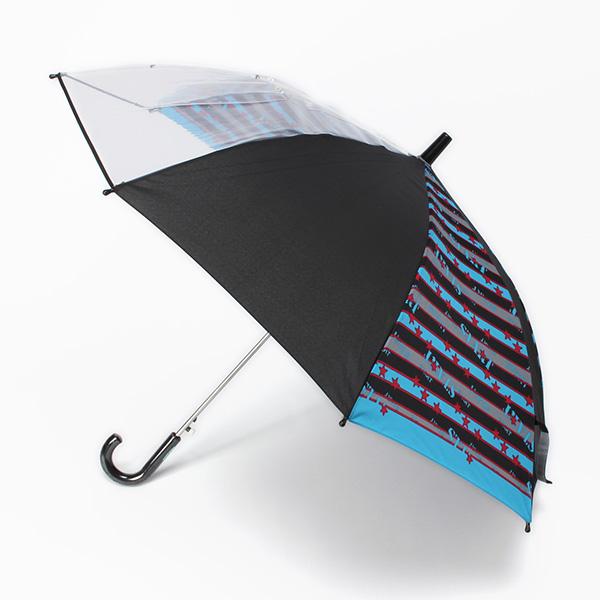 【トップバリュ】傘ボーダー(男児:55cm)