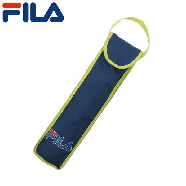 【FILA】パイピング使い耐風折畳み傘(男の子)