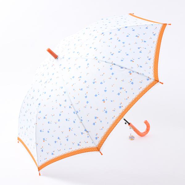 【トップバリュ】傘55cmハートフラワー(女の子)