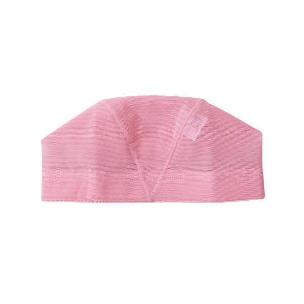 水泳キャップ(海水可) Lサイズ ピンク