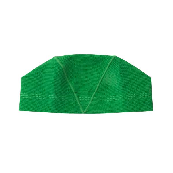 水泳キャップ(海水可) LLサイズ グリーン