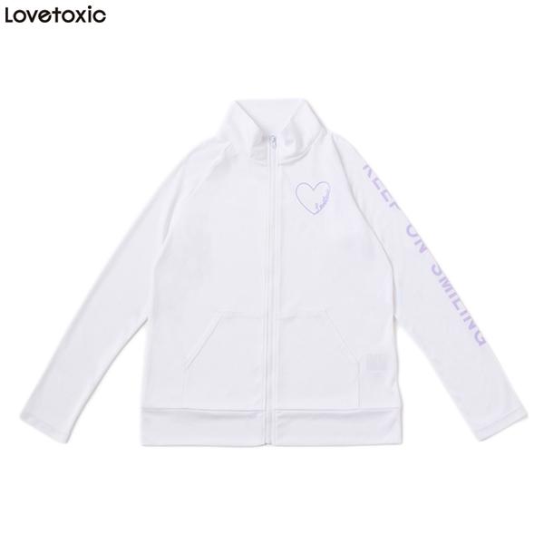 【lovetoxic】ロゴUVウェア(女の子)