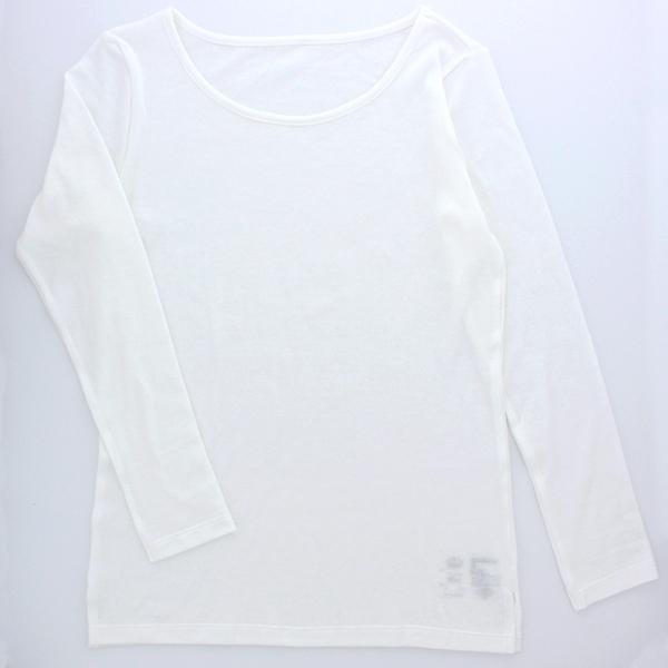 【セレクト】マタニティ長袖クルーネックTシャツ