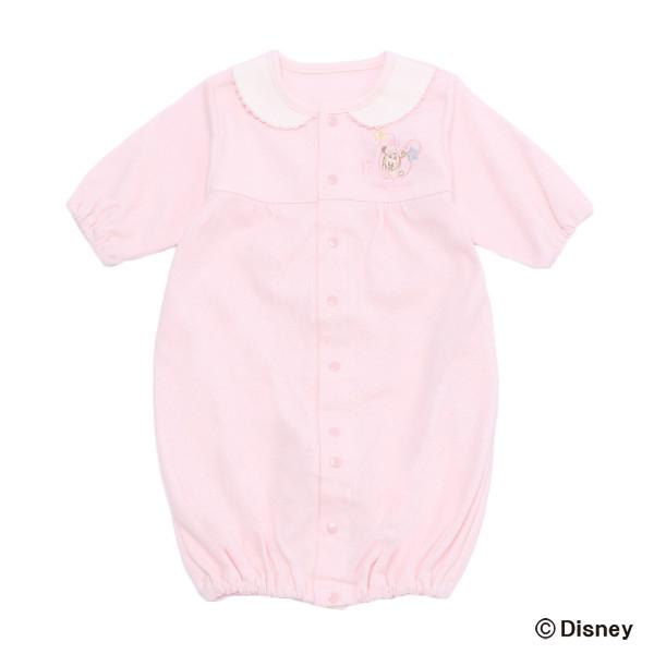 ディズニー日本製スムスドレス(新生児)