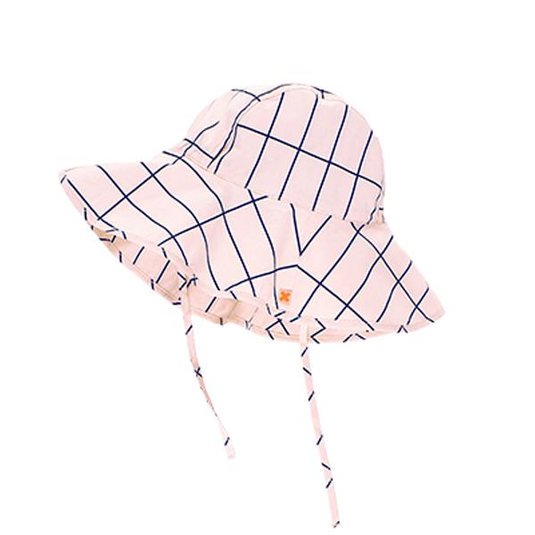 【tinycottons】grid sun hat