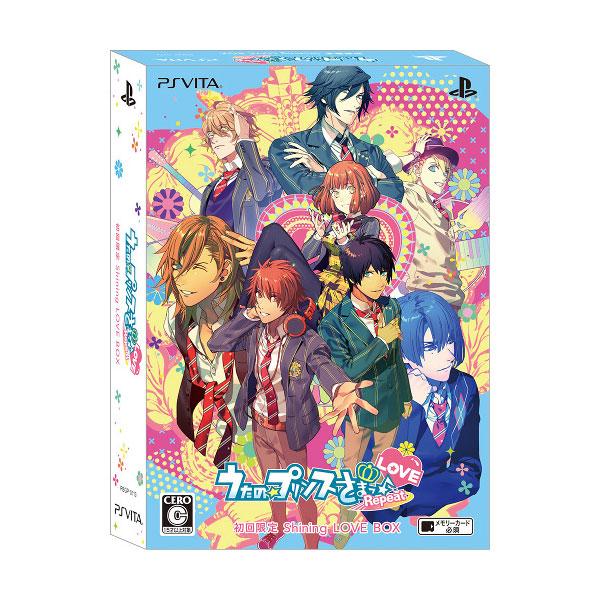 うたの☆プリンスさまっ♪Repeat LOVE 初回限定 Shining LOVE BOX