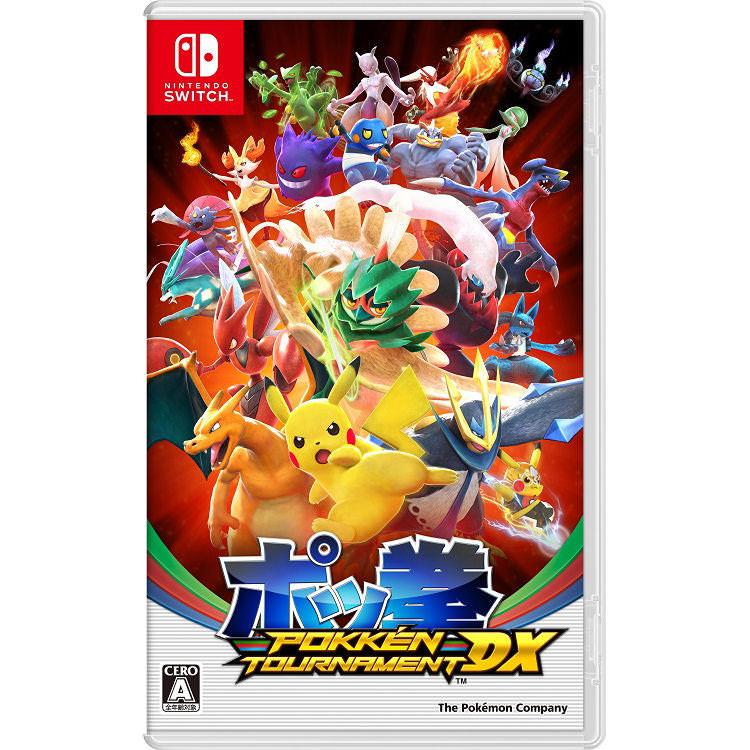Nintendo Switch ポッ拳 POKKEN TOURNAMENT DX