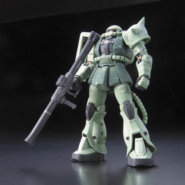 【バンダイ プラモデル】RG MS-06F 量産型ザク