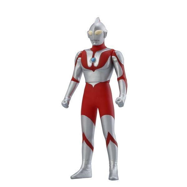 スパークドールズ ウルトラヒーロー500 01 ウルトラマン