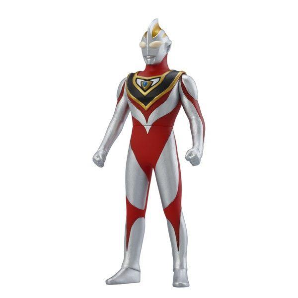 スパークドールズ ウルトラヒーロー500 09 ウルトラマンガイア(V2)