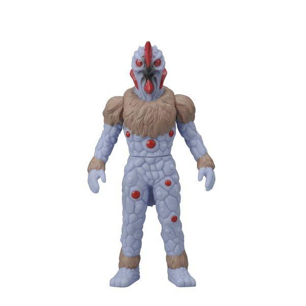 スパークドールズ ウルトラ怪獣500 46 ナックル星人 グレイ(SD)