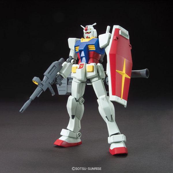 【バンダイ プラモデル】HGUC RX-78-2 ガンダム