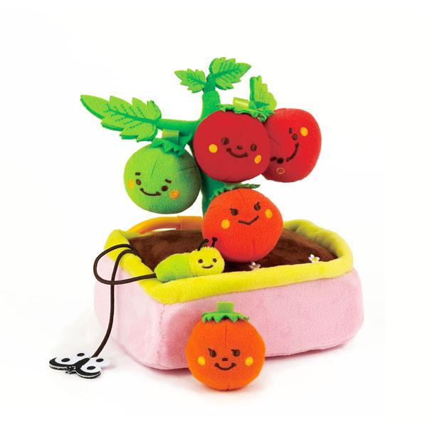 もぎもぎトマト畑