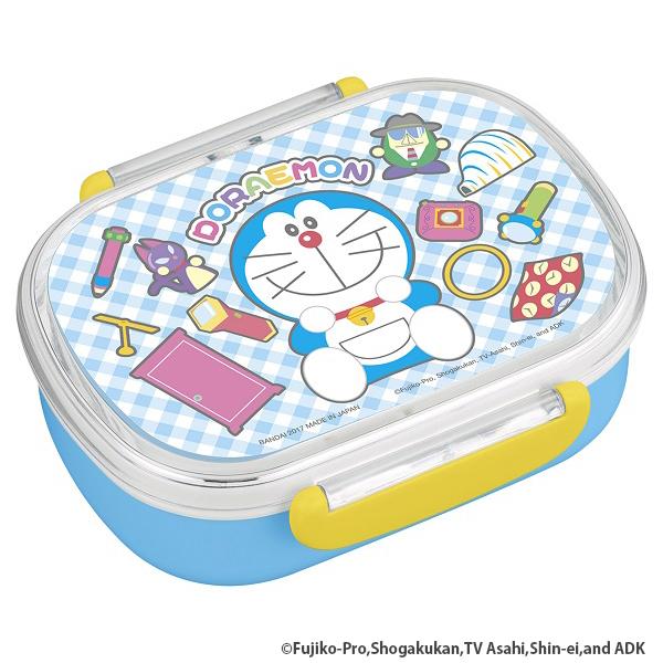 【早得】【予約】【新入学準備用品】【ドラえもん】ランチボックス ドラエモン115172