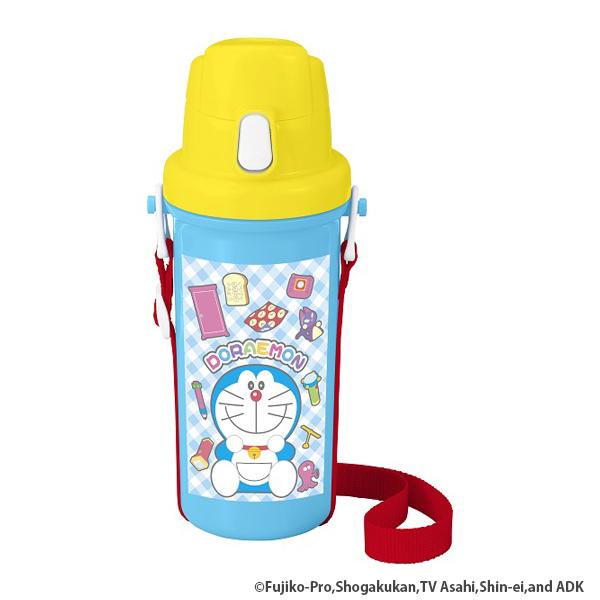 【早得】【予約】【新入学準備用品】【ドラえもん】ジカノミプラボトル ドラエモン115240