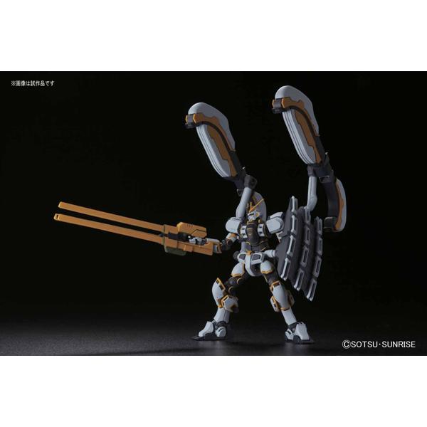 【バンダイ プラモデル】HG 1/144 アトラスガンダム(GUNDAM THUNDERBOLT Ver.)
