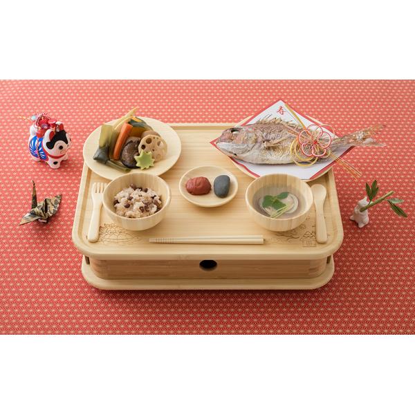 【アグニー】お食い初め箱膳セット