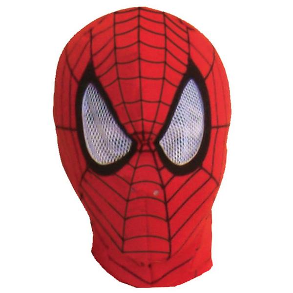【ハロウィン】スパイダーマンマスク