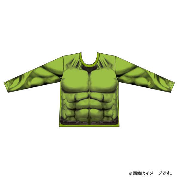 【ハロウィン】ハルク長袖Tシャツセット