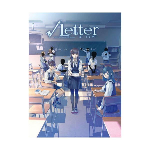 PS4専用 □Letter ルートレター PREMIUM EDITION (パッケージ版)
