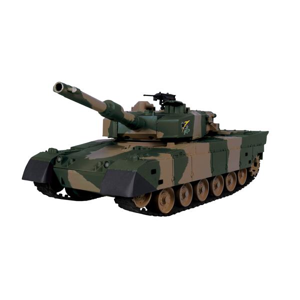 【ラジコン】1/28RC陸上自衛隊90式戦車