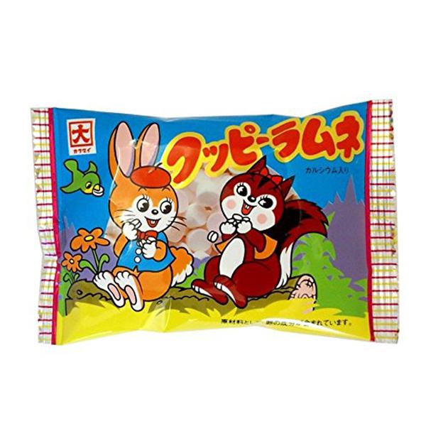 カクダイ製菓 1才ごろからのクッピーラムネ 15袋入