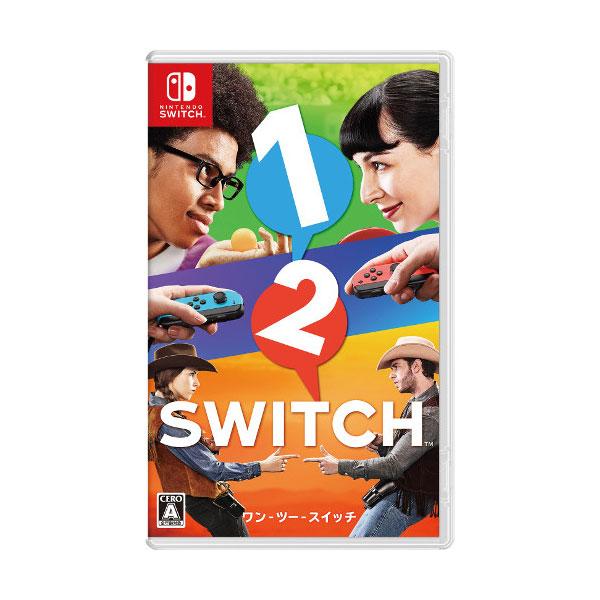 1-2-SWITCH (パッケージ版) SWTICHソフト
