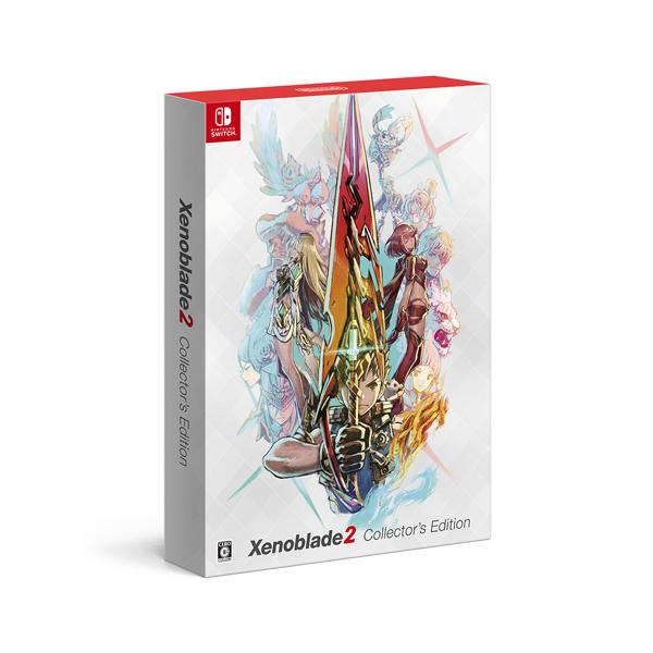 【お一人さま1点限り】【2017年12月1日発売】Nintendo Switch Xenoblade2 Collector's Edition