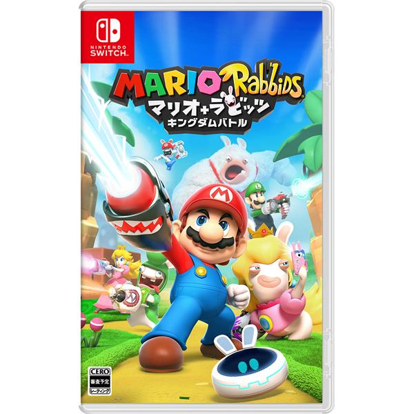 【予約】【お一人さま1点限り】【2018年1月25日発売】Nintendo Switch マリオ+ラビッツ キングダムバトル