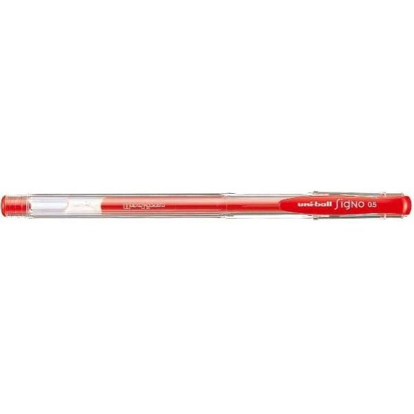 三菱鉛筆 シグノ ゲルインクボールペン 0.5mm UM-100 黒