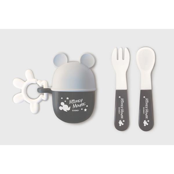 ミッキーマウス スプーン&フォーク LGRGR