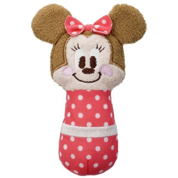 知的玩具なら ププッとラトル ミニーマウス