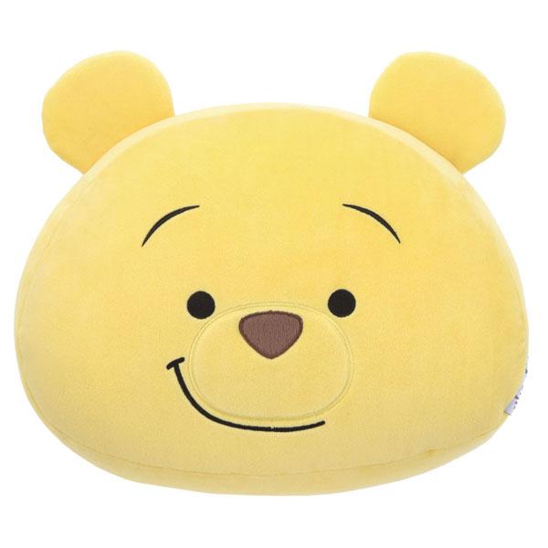 【プーさん】ディズニーキャラクター Disney-Mocchi-Mocchi-Style フェイス型ぬいぐるみ くまのプーさん