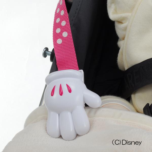 【タカラトミー】ミニーマウス ブランケットクリップ