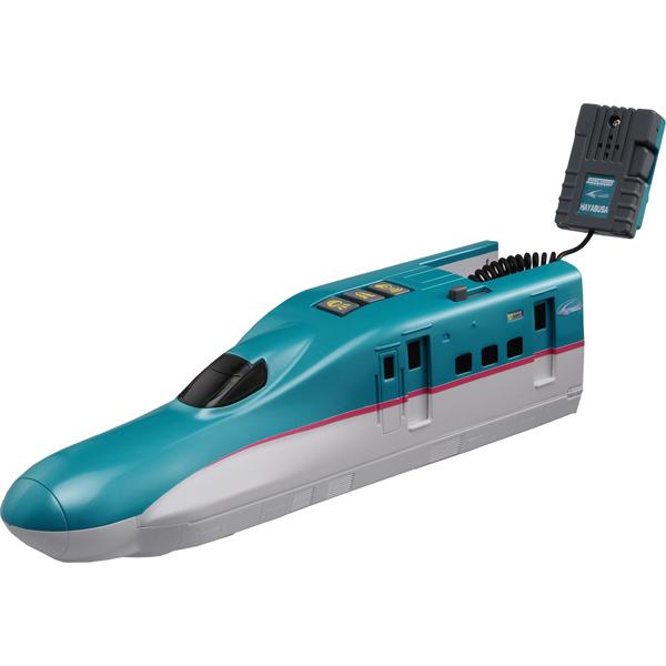 <イオンのキッズ通販> ミニカー・乗り物なら マイクBS-01 E5系新幹線「はやぶさ」