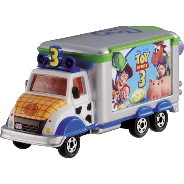 ミニカー・乗り物なら ディズニーモータース DM-07 ジョリーフロート トイ・ストーリー3