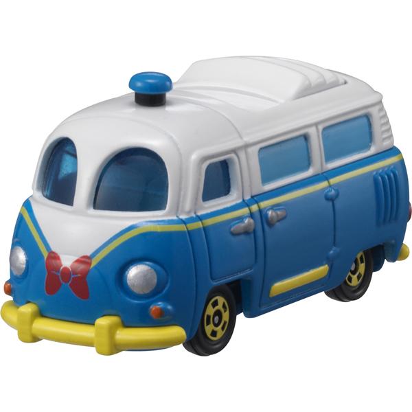 ミニカー・乗り物なら ディズニーモータース DM-08 ワームン ドナルドダック