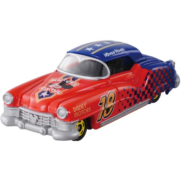 ミニカー・乗り物なら ディズニーモータース DM-16 ドリームスターII レーシング ミッキーマウス