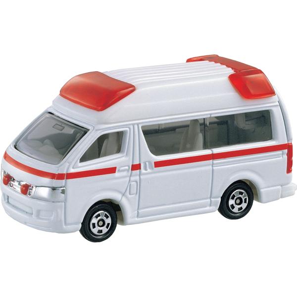 ミニカー・乗り物なら NO.79 ハイメディック救急車 ブリスターパッケージ