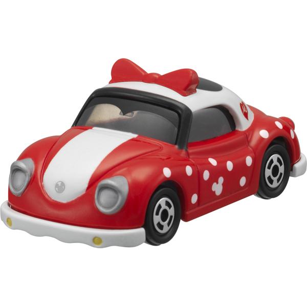 ミニカー・乗り物なら ディズニーモータース DM-15 ポピンズ ミニーマウス