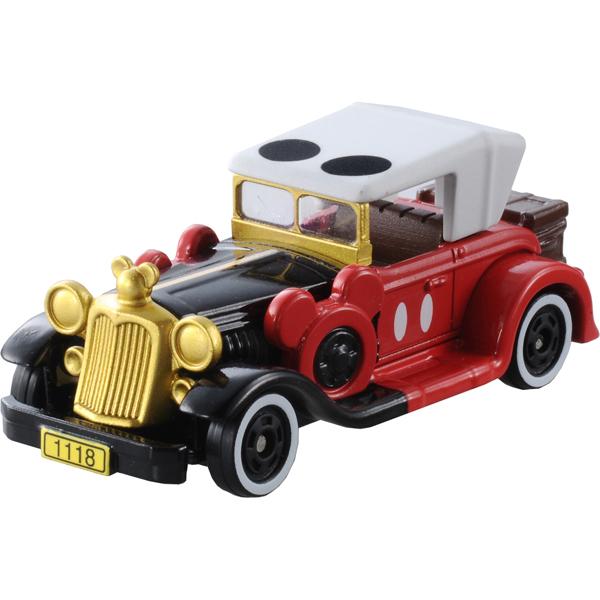 <イオンのキッズ通販> ミニカー・乗り物なら ディズニーモータース DM-11 ドリームスター クラシック ミッキーマウス