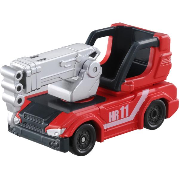<イオンのキッズ通販> ミニカー・乗り物なら HR11機動クレーン車