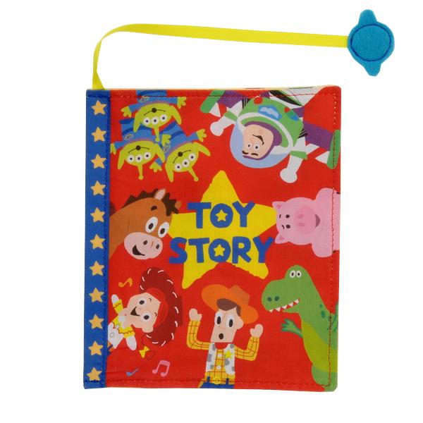 知的玩具なら Dear Little Hands パリパリミニ絵本 トイ・ストーリー