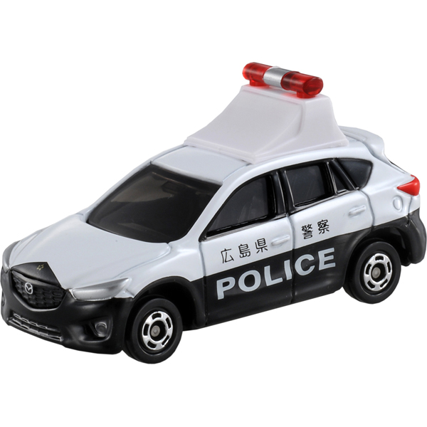 ミニカー・乗り物なら NO.82 マツダ CX-5 パトロールカー ブリスターパッケージ